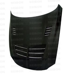 Fits Lexus SC 1992-1997 Real Carbon Fiber Black Window Pillar Posts 2PCS