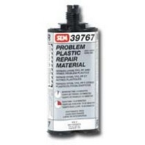 1968-1984 Saab 99 SEM Paints Problem Plastic Repair Material 7 oz. Cartridge
