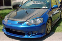 2002-2004 Acura Rsx Sense CW Body Kit