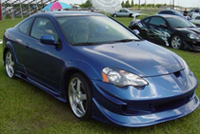 2002-2004 Acura Rsx Sense Invader Body Kit