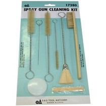 1995-1999 Oldsmobile Aurora SG Tool Aid Spray Gun Cleaning Kit