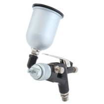 2003-2004 Mercury Marauder Sharpe Manufacturing Gravity Feed HVLP Mini Paint Gun With 1.4mm Nozzle