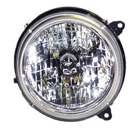 02 Liberty (To 10-06-02) Sherman Headlight (Left Hand)