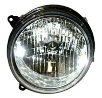 02-04 Liberty Sherman Headlight (Left Hand)