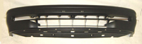 92-93 Accord Dx/Lx (Cdn) Coupe/Sedan Sherman Bumper Cover - Front