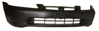 98-00 Accord Sedan Sherman Bumper Cover (Primer Finish) - Front