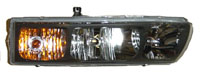 02-04 Vue Sherman Head Lamp (Left Hand)