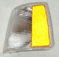 1991-1995 Volvo 940 Sherman Parking/Signal Lamp (Left Hand) - w/ Fog Lamps