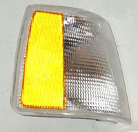 1991-1995 Volvo 940 Sherman Parking/Signal Lamp (Right Hand) - w/ Fog Lamps