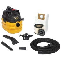 2009-2010 Kawasaki Ninja_ZX-6R Shop Vac Heavy Duty Portable 5 Gallon Wet/Dry ShopVac