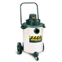 1968-1969 Mercury Comet Shop Vac 10 Gallon Stainless Steel Wet /Dry Vacuum