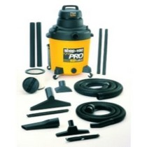 2000-2005 Lexus Is Shop Vac 6 HP 18 Gallon Wet / Dry Vacuum With Poly Tank