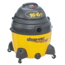1980-1987 Audi 4000 Shop Vac 6.25HP 16 Gal Ultra Pro Wet / Dry Vacuum