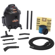 2003-2008 Nissan 350z Shop Vac 12 Gallon 6.5 HP Wet/Dry Utility Vacuum
