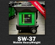 All Vehicles (Universal) SmartWasher Mobile HeavyWeight Parts Washer-Heavy Duty Degreasing Solution