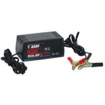 1993-1997 Toyota Supra SOLAR 6/12 Volt Portable Battery Charger