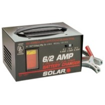 1991-1996 Saturn Sc SOLAR Portable Battery Charger 6/12 Volt - 6/6/2