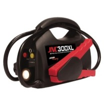2002-2006 Mini Cooper SOLAR Jump-N-Carry Ultra-Portable Jump Starter With Flashlight - 900 Peak Amps