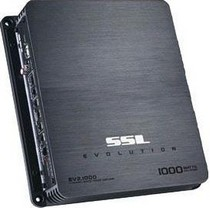 2000-2005 Lexus Is Sound Storm 1500W Mono-block MOSFET Amplifier High/Low Crossover Remote Subwoofer Level Control