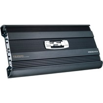 1998-2000 Mercury Mystique Sound Storm 2500W 2 Channel MOSFET Bridgeable Amplifier High/Low Crossover with Remote Subwoofer Level Control