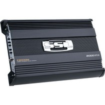 1971-1976 Chevrolet Caprice Sound Storm 2000W Mono-Block MOSFET Amplifier High/Low Crossover with Remote Subwoofer Level Control