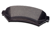 1979-1983 Datsun 280ZX SP Performance Brake Pads - HP Metallic (Rear)