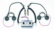 1961-1977 Alpine A110 Sparco Intercom System - 12V