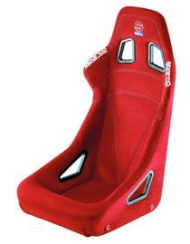 2001-2003 Honda Civic Sparco Sprint 5 Seat (Red)