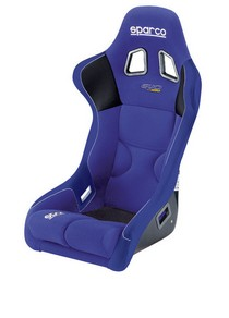 2011-9999 Kia Optima Sparco Evo F Seat - Blue