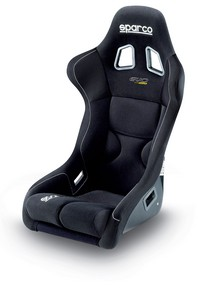 2011-9999 Kia Optima Sparco Evo F Seat (Black)