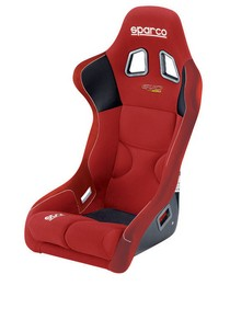 1999-2001 Isuzu Vehicross Sparco Evo F Seat (Red)
