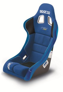 2001-2003 Honda Civic Sparco Rev Plus Seat (Blue)