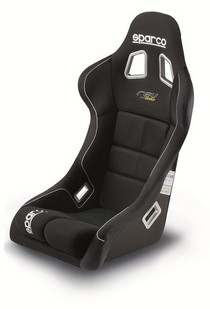 2001-2003 Honda Civic Sparco Rev Plus Seat (Black)