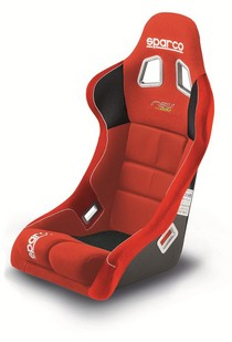 1998-2001 Mazda B-Series Sparco Rev Plus Seat (Red)