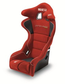 2011-9999 Kia Optima Sparco Pro Adv Seat (Red)