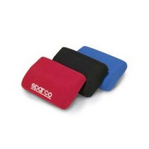 All ATVs (Universal), All Cars (Universal), All Jeeps (Universal), All Muscle Cars (Universal), All SUVs (Universal), All Trucks (Universal), All Vans (Universal) Sparco Leg Rev Cushion (Red)