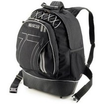 1966-1970 Ford Falcon Sparco Street Backpack (Black)