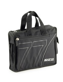 1984-1986 Ford Mustang Sparco Co-Driver 77 Bag (Black)