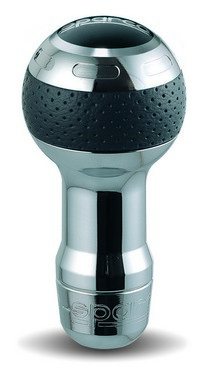 2002-9999 Mazda Truck Sparco X-Speed Shift Knob (Perforiated / Silver)
