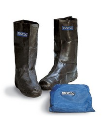 1983-1989 BMW M6 Sparco Boot Rain Large (Black)