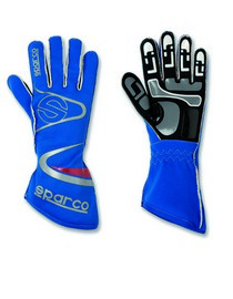 All ATVs (Universal), All Cars (Universal), All Jeeps (Universal), All Muscle Cars (Universal), All SUVs (Universal), All Trucks (Universal), All Vans (Universal) Sparco Arrow Kart Gloves - 07 (Blue)