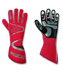 All ATVs (Universal), All Cars (Universal), All Jeeps (Universal), All Muscle Cars (Universal), All SUVs (Universal), All Trucks (Universal), All Vans (Universal) Sparco Arrow Kart Gloves - 10 (Red)