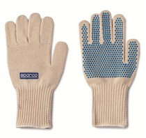 All ATVs (Universal), All Cars (Universal), All Jeeps (Universal), All Muscle Cars (Universal), All SUVs (Universal), All Trucks (Universal), All Vans (Universal) Sparco Pit Gloves - Nomex