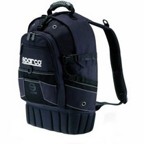 1968-1976 BMW 2002 Sparco City Deluxe Backpack (Black)