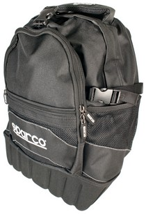 1968-1976 BMW 2002 Sparco Backpack City Ultra 2011