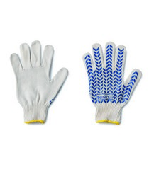 2006-9999 Mazda Miata Sparco Pit Gloves - Cotton (White)