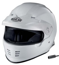 All ATVs (Universal), All Cars (Universal), All Jeeps (Universal), All Muscle Cars (Universal), All SUVs (Universal), All Trucks (Universal), All Vans (Universal) Sparco Wtx-5I Helmet - Con Interf Tg XL