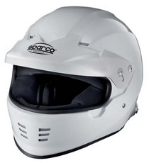 All ATVs (Universal), All Cars (Universal), All Jeeps (Universal), All Muscle Cars (Universal), All SUVs (Universal), All Trucks (Universal), All Vans (Universal) Sparco Wtx-5T Helmet - Con Front Tg XS (Without Headset)