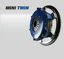 1983-1989 BMW M6 SPEC Clutch Kit - Mini Twin D-Trim