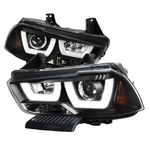 Dodge Charger Spec D Headlights at Andy's Auto Sport